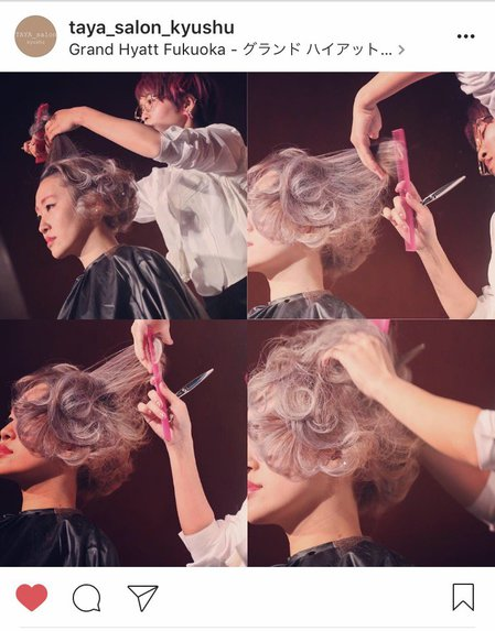 TAYA CREATIVE TEAM・2017 New Year HAIR SHOW