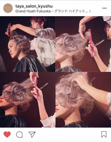 TAYA CREATIVE TEAM・2017 New Year HAIR SHOW